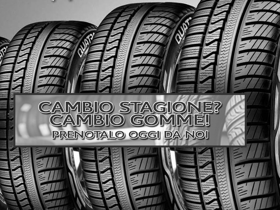 Cambio gomme